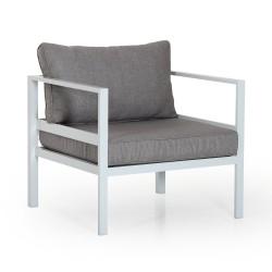 """Кресло """"Leone"""" из алюминия"""