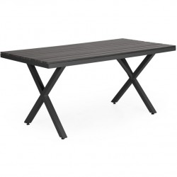 """Стол """"Leone"""" 150х90 из алюминия"""