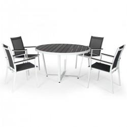 "Комплект мебели ""Leone & Avanti"" из алюминия"