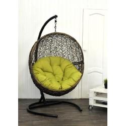 """Подвесное кресло кокон """"Lunar Coffe"""""""