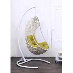"""Плетеное подвесное кресло кокон """"Lite"""""""