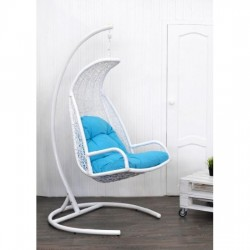 """Плетеное подвесное кресло """"Laguna"""""""