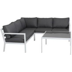 """Комплект мебели """"Joliette"""" из алюминия"""