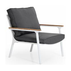 """Кресло """"Olivet"""" из алюминия"""