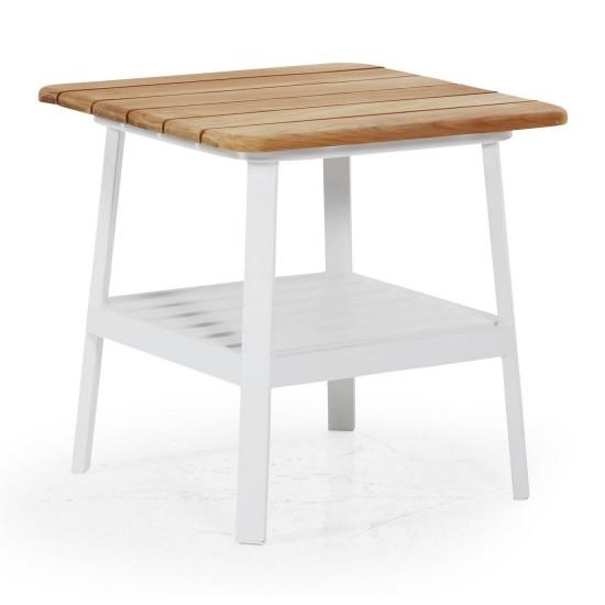 "Стол ""Olivet"" 56,5х56,5 из алюминия"