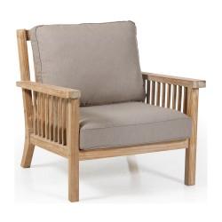 "Кресло из тика ""Cecilia"""