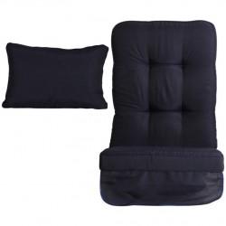 Подушка для качелей Hampton серая