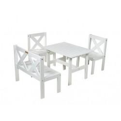 """Комплект мебели """"Olivet"""" из алюминия"""
