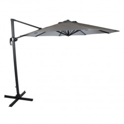 "Зонт ""Linz"", диаметр 300, серый"