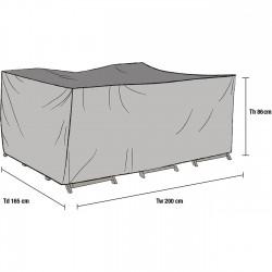 Чехол для мебели 200х165