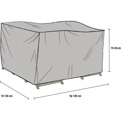 Чехол для мебели 140х130