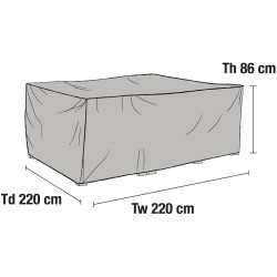 Чехол для мебели 220х220