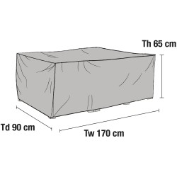 Чехол для мебели 170х90