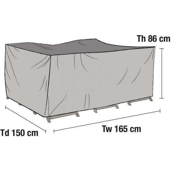 Чехол для мебели 165х150