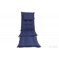 "Подушка ""Florina"" на шезлонг, ширина 50 см, цвет 381"