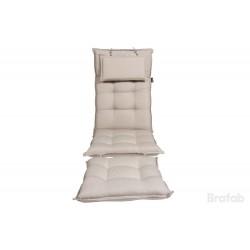 "Подушка ""Florina"" на шезлонг, ширина 50 см, цвет 385"
