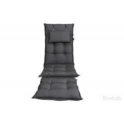 "Подушка ""Florina"" на шезлонг, ширина 50 см, цвет 880"