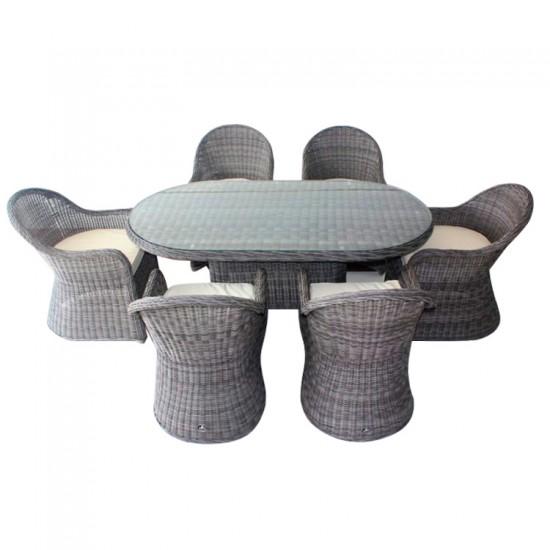 "Комплект плетеной мебели ""KM-0202"""