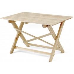 "Стол из сосны ""Gammeldags"" natur 110х68 см"