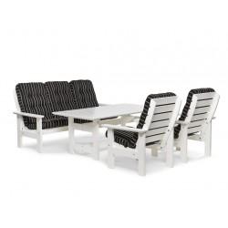 """Мебель  из сосны """"Herrgard"""" white"""