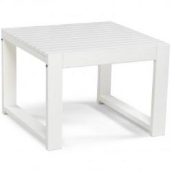 """Стол из сосны """"Gotland"""" white 60х60 см"""