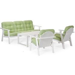 "Комплект мебели ""Bullero&Gotland"" white из сосны"