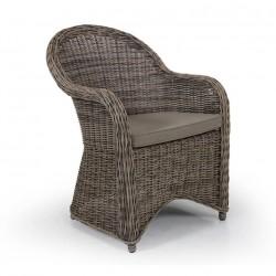 "Плетеное кресло ""Paulina"" rustic"