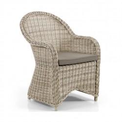 "Плетеное кресло ""Paulina"" beige"