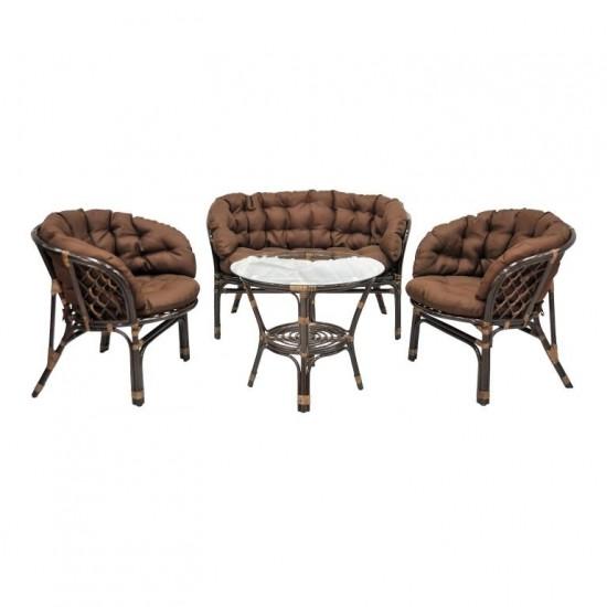 Мебель из ротанга Bagama brown new