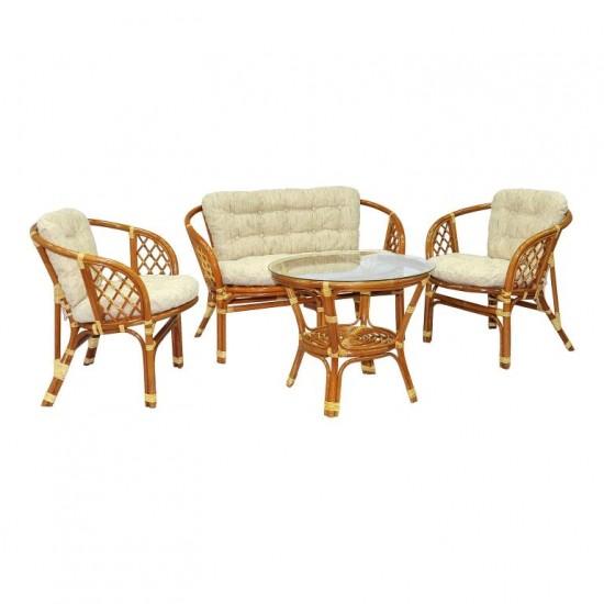 Мебель из ротанга Bagama cognac