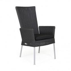 """Кресло """"Somerset"""" grey-white регулируемое"""