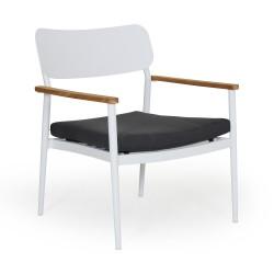 """Кресло """"Domingo"""" из алюминия"""
