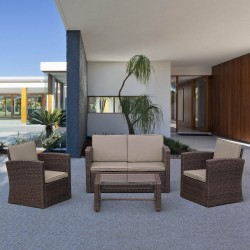 """Плетеная мебель """"AFM-4020B Brown"""""""