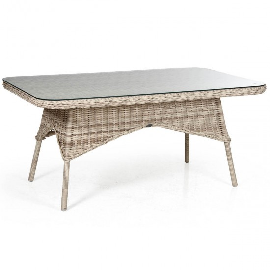 "Обеденный стол ""Evita beige"" 150*90"