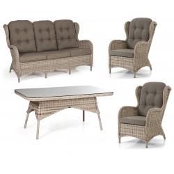 "Комплект плетеной мебели ""Evita"" beige"