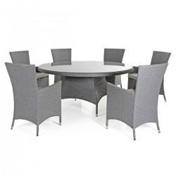 """Мебель из ротанга """"Ninja"""" grey"""