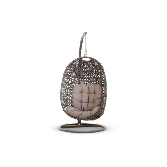 """Плетеное подвесное кресло """"Тенерифе"""""""