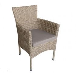 """Кресло плетеное """"Capri"""", натуральный цвет"""