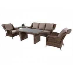 """Плетеная мебель """"Triumph & Oda"""", 5 персон"""