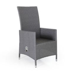 """Кресло """"Ninja"""" grey позиционное"""