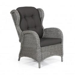 """Ротанговое кресло """"Evita"""" grey"""