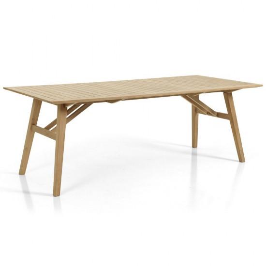 """Обеденный стол """"Chios"""" из тика"""