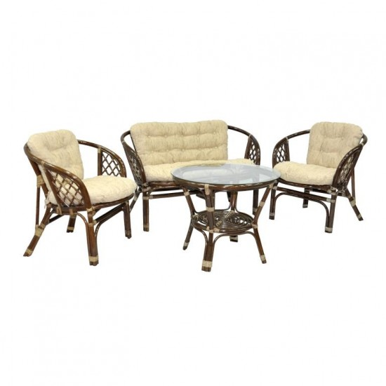 Мебель из ротанга Bagama brown