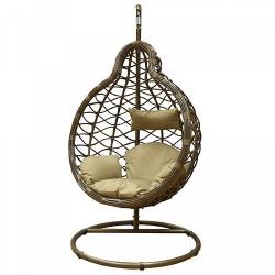 "Подвесное плетеное кресло ""KM-0004"""