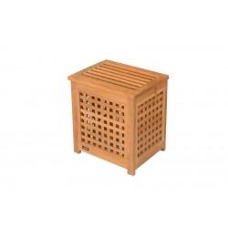 """Ящик для хранения из тика """"Валенза"""" малый"""