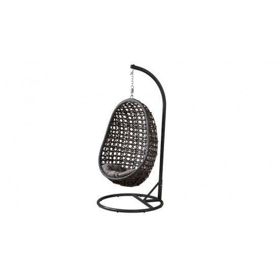 Подвесное плетеное кресло Флоренция