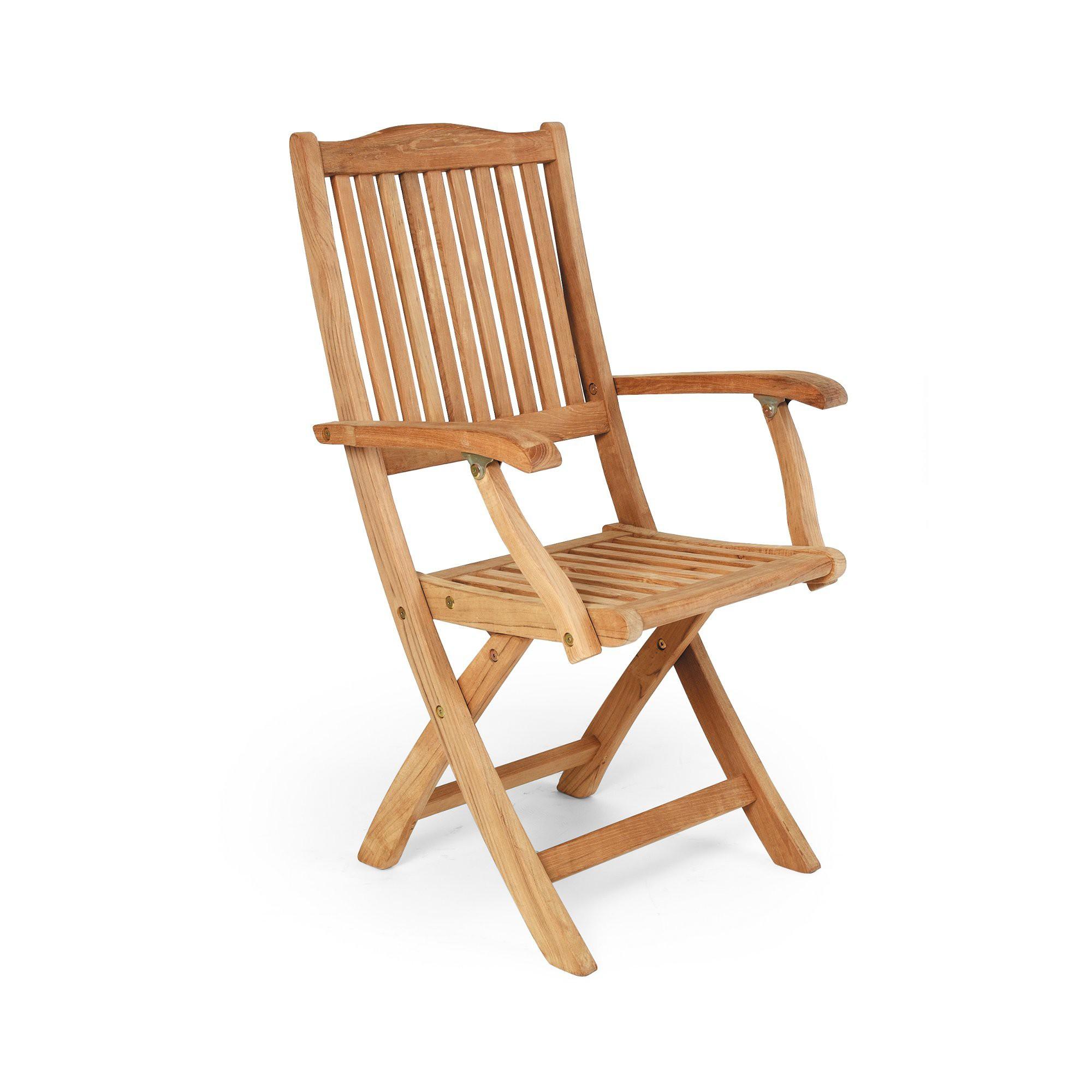 Складное кресло для лоджии.
