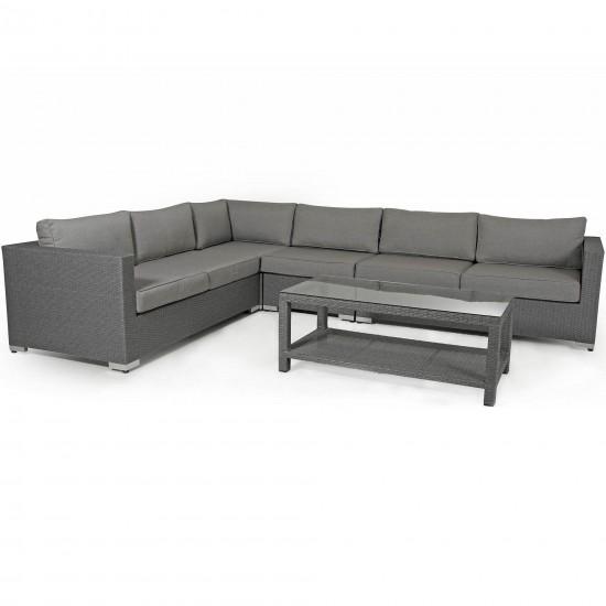"""Плетеная мебель """"Ninja"""" grey"""