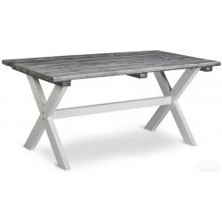 """Обеденный стол из сосны """"Shabby"""" chic, 160x90 см"""