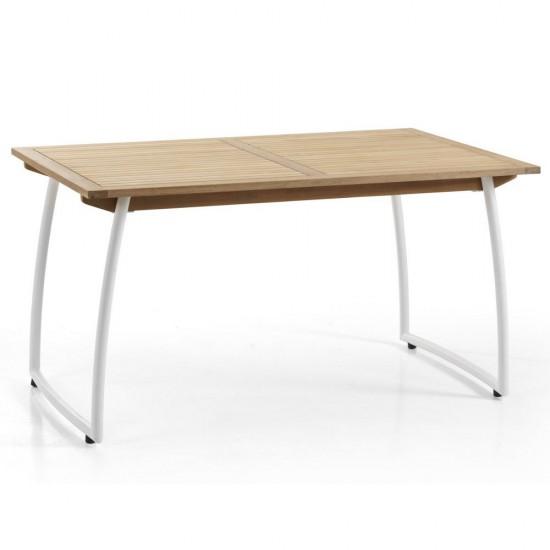 "Обеденный стол из тика ""Grimsby"""